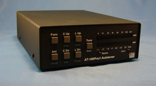LDG AT-100ProII Automatic Antenna Tuner
